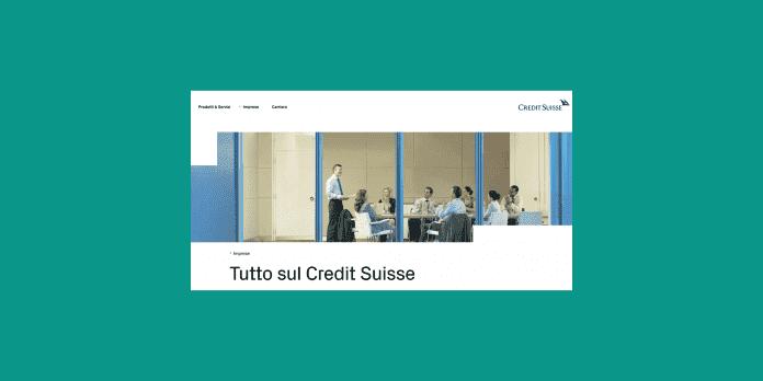 Credit Suisse Italia