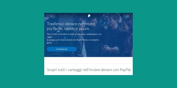 Trasferire denaro da PayPal a PostePay come si fa