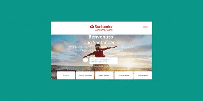 Banca Santander o Santander Banca