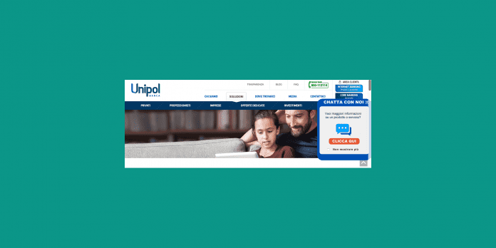 Unipol Home Banking privati